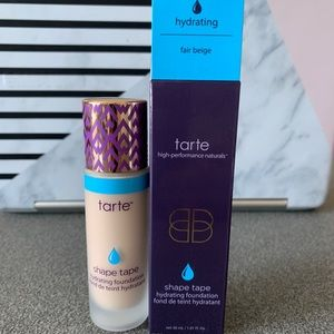 Tarte Shape Tape Hydrating Foundation Fair Beige